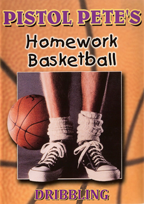 Picture of Pistol Pete's Homework Basketball - Dribbling